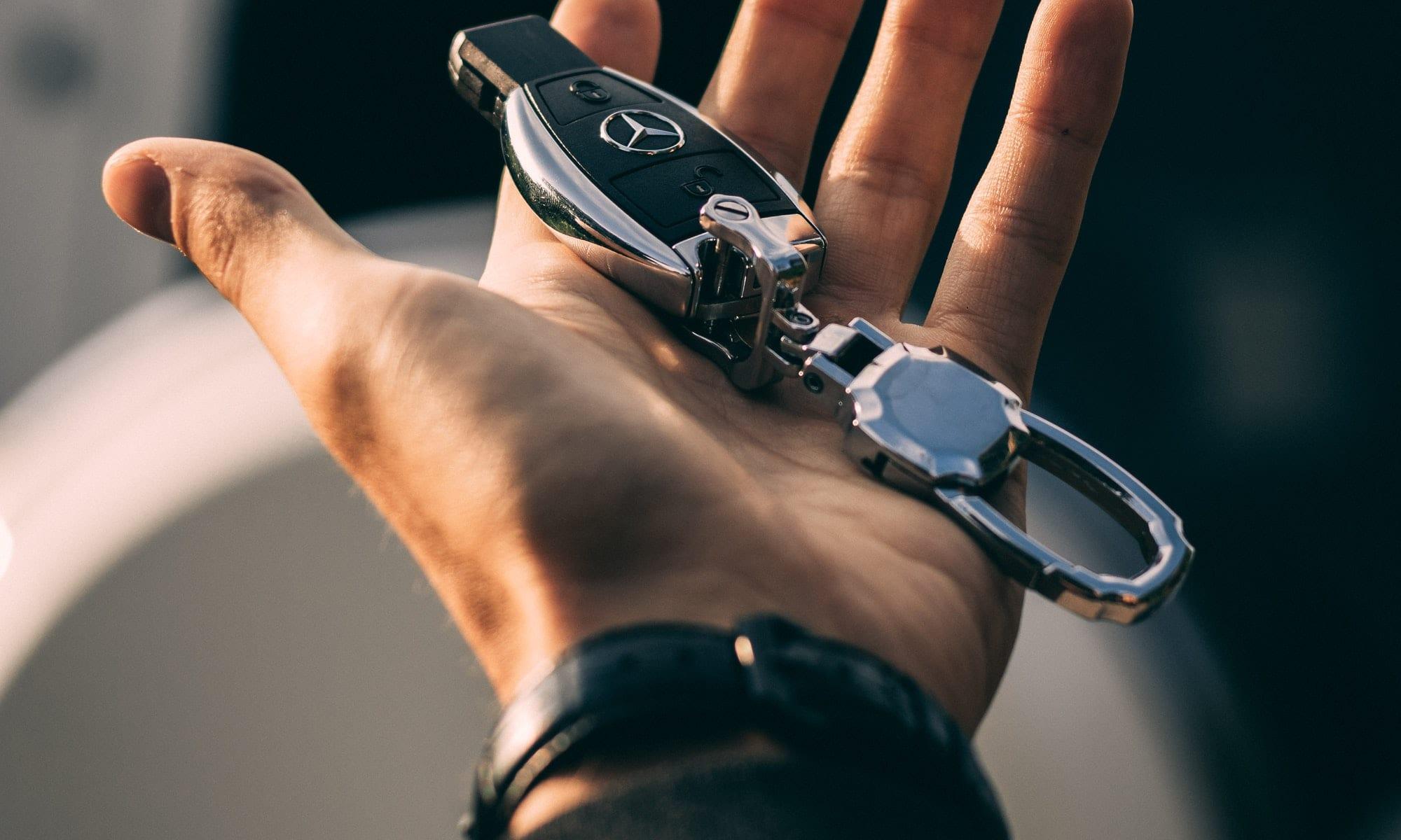 Car Fob Keys