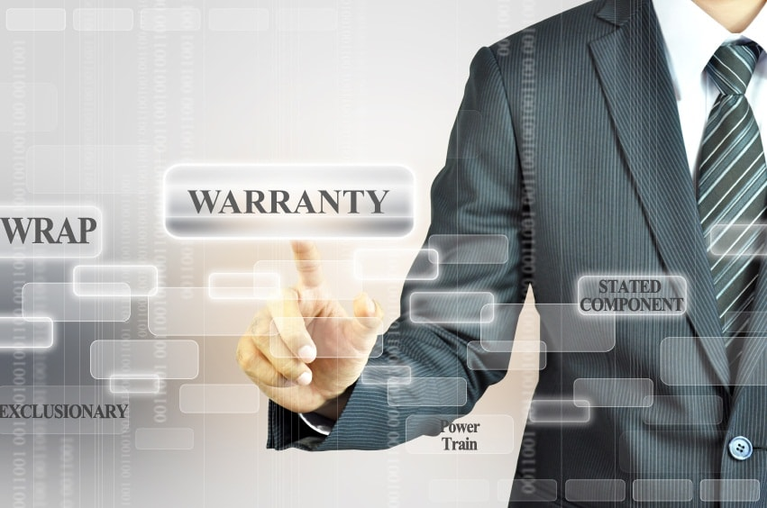 endurance warranty exclusionary coverage