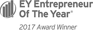 Endurance Entrepreneur of the Year Ernst and Young