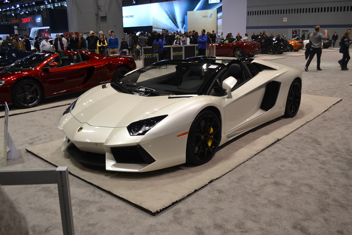 supercars-at-chicago-auto-show-2015