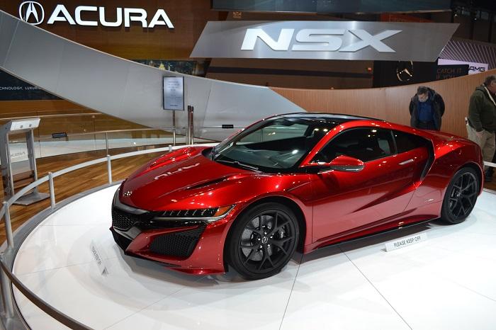 2016-Acura-nsx-chicago-auto-show