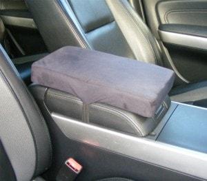 console cushion