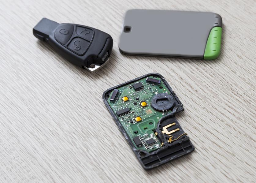 Car Keycard and smart key