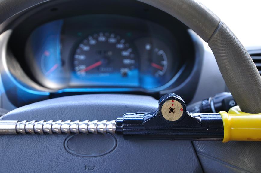 Steering-Wheel-Lock