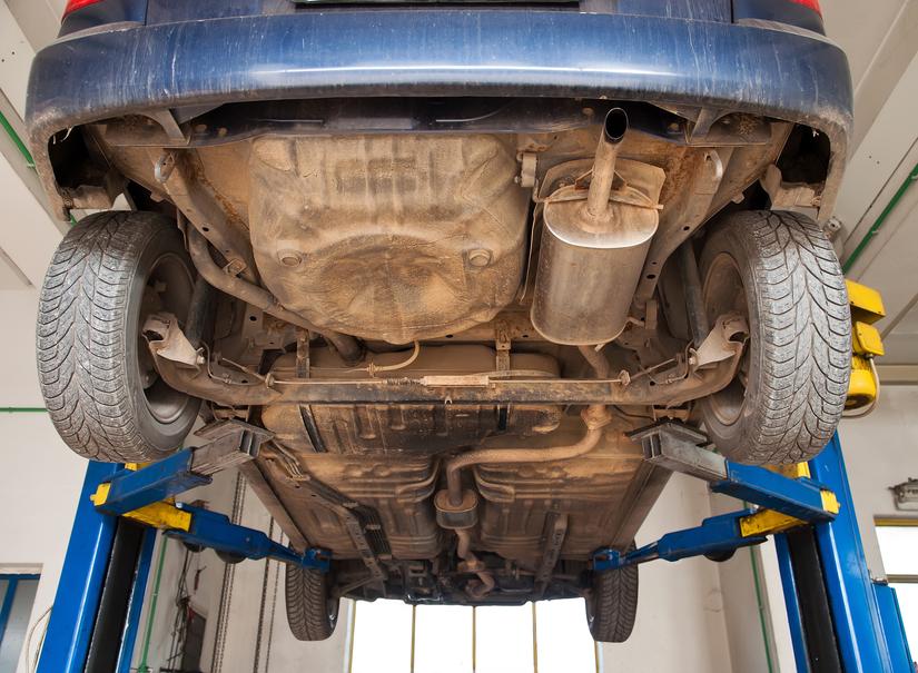 Undercarriage Car Wash