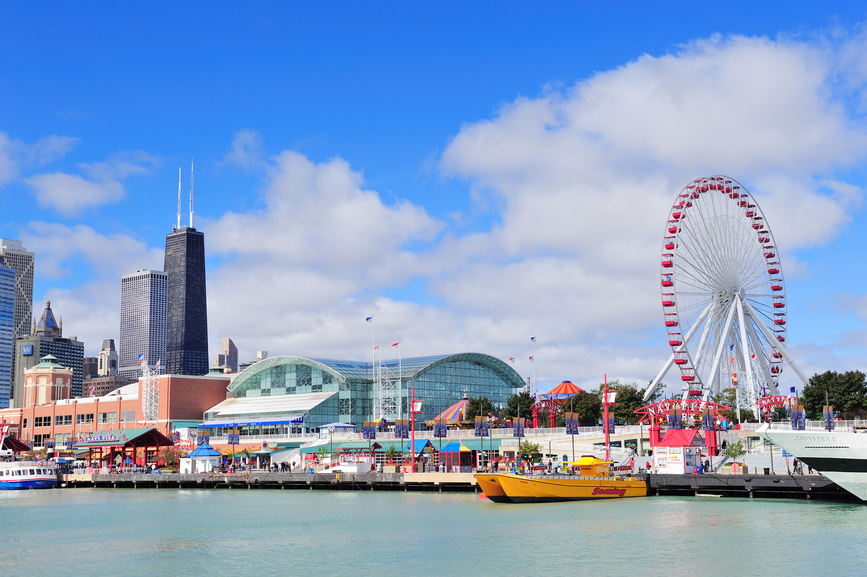 chicago-vacation-navy-pier-memorial-day
