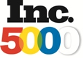 Inc5000 2015 Fastest Growing Companies Award