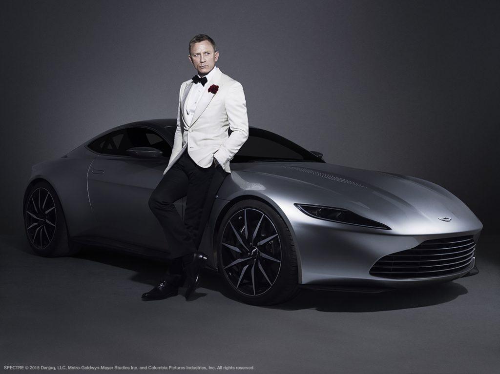 aston martin james bond 2015. spectre 2015 courtesy of sony pictures aston martin james bond