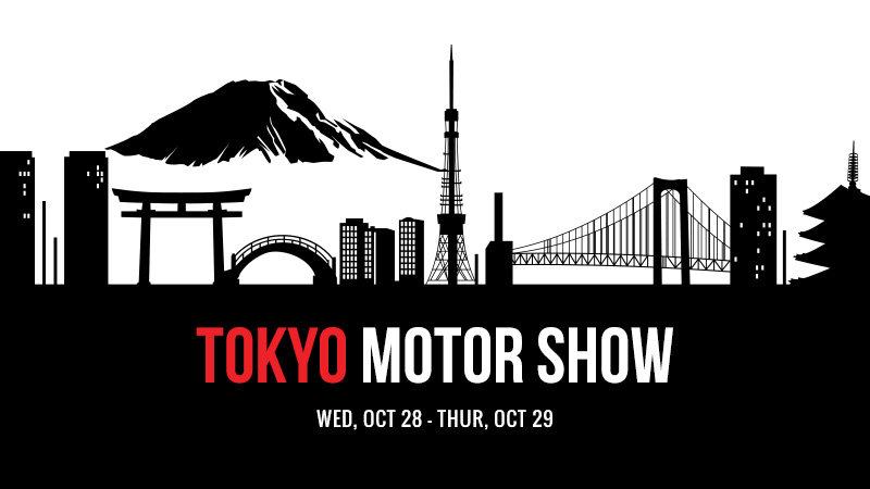 Tokyo Motor Show 2015 Banner