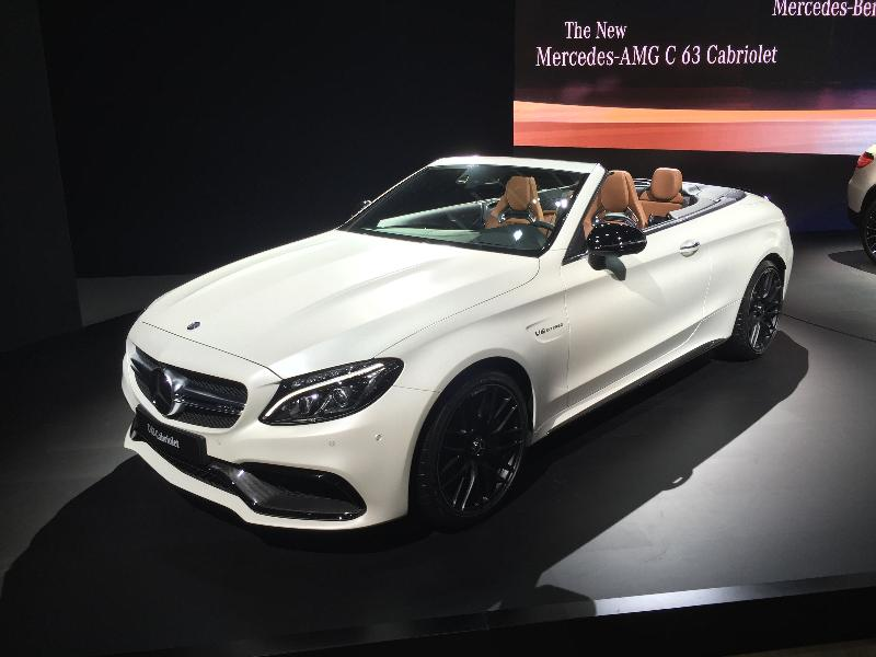 10 Best Debuts From The 2016 New York Auto Show