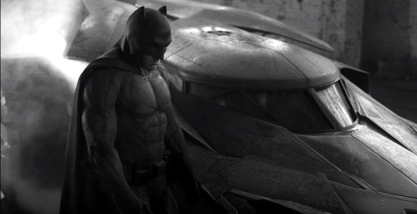 More Photos of Next Batmobile for 2016's Batman v Superman: Dawn ...