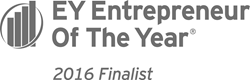 Endurance President and CEO Named Finalists for EY Entrepreneur Of The Year 2016