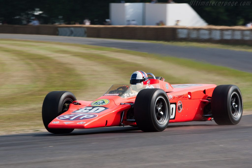 Vintage Lotus Race Cars