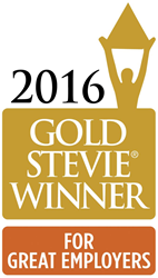 Endurance Honored as Gold Stevie Award Winner at the 2016 Awards for Great Employers