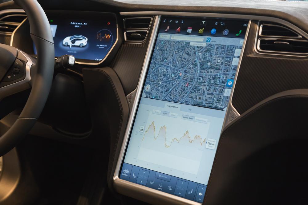 tesla rolls out enhanced autopilot for second gen vehicles. Black Bedroom Furniture Sets. Home Design Ideas