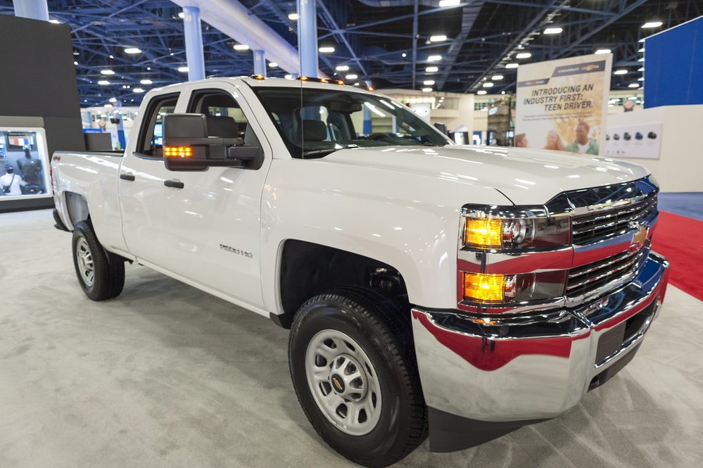 general motors accused of rigging diesel pickup truck