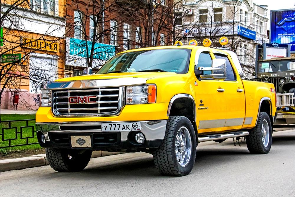 General Motors Accused Of Rigging Diesel Pickup Truck