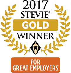 Endurance auto warranty Great Employers 2017 gold winner