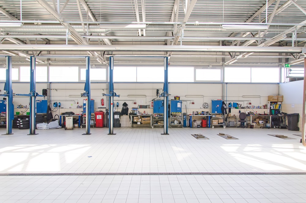 Auto Repair Garage Floor Plans: Chicago Dealerships And The Local Mechanic Strike