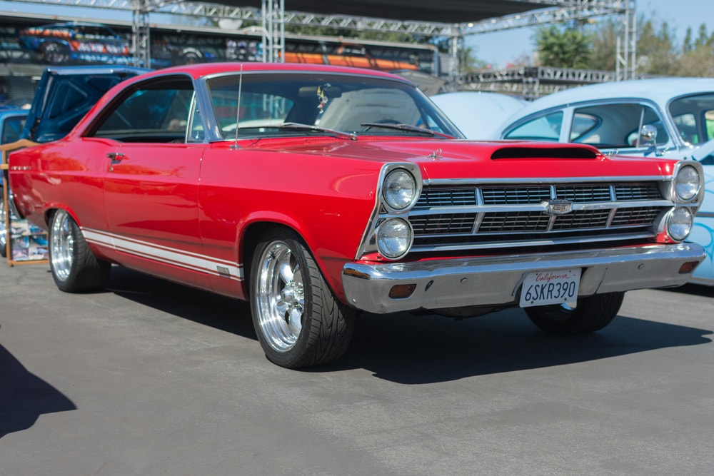 The Rarest And Fastest American Muscle Cars Ever Made