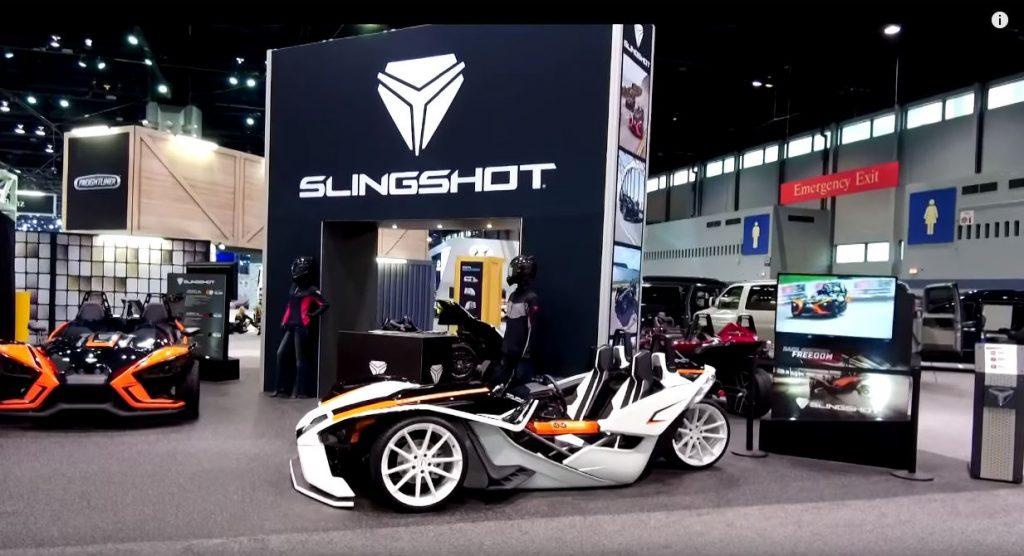 slingshot chicago auto show