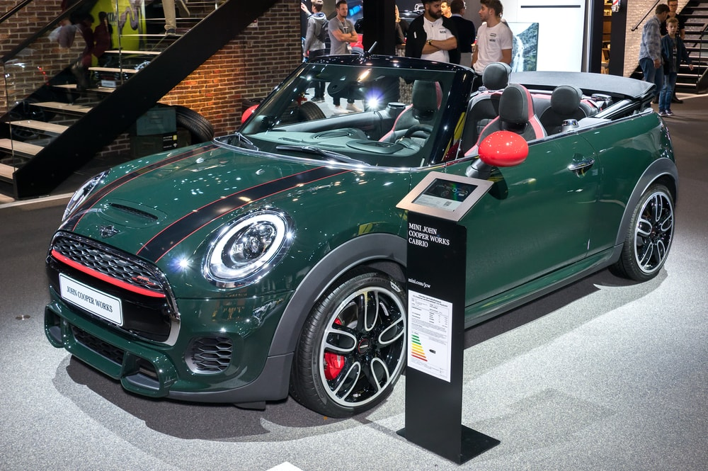 mini you custom cabrio