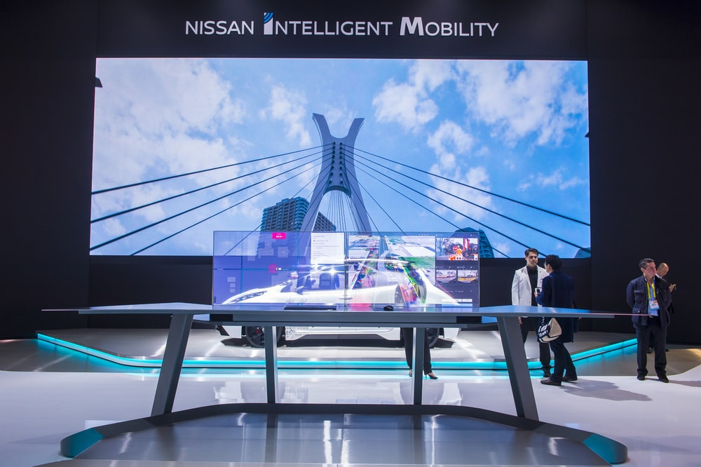 nissan intelligence