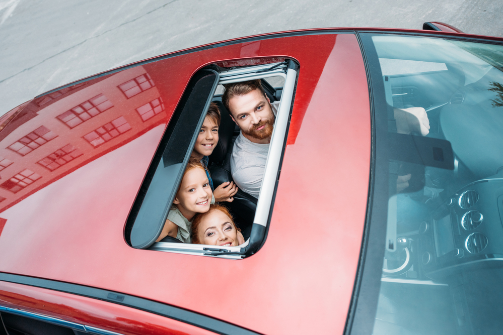 family-sunroof