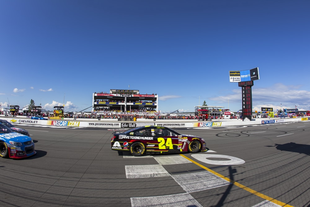 jeff gordon racing