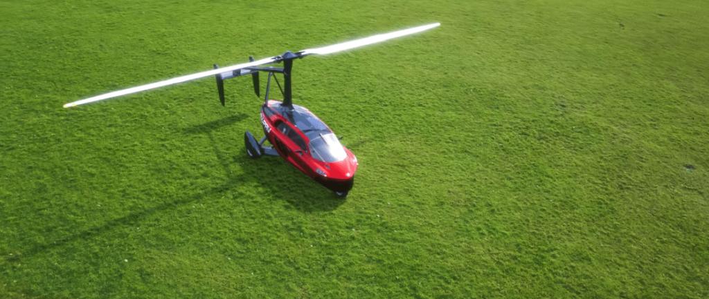 pal v flying car
