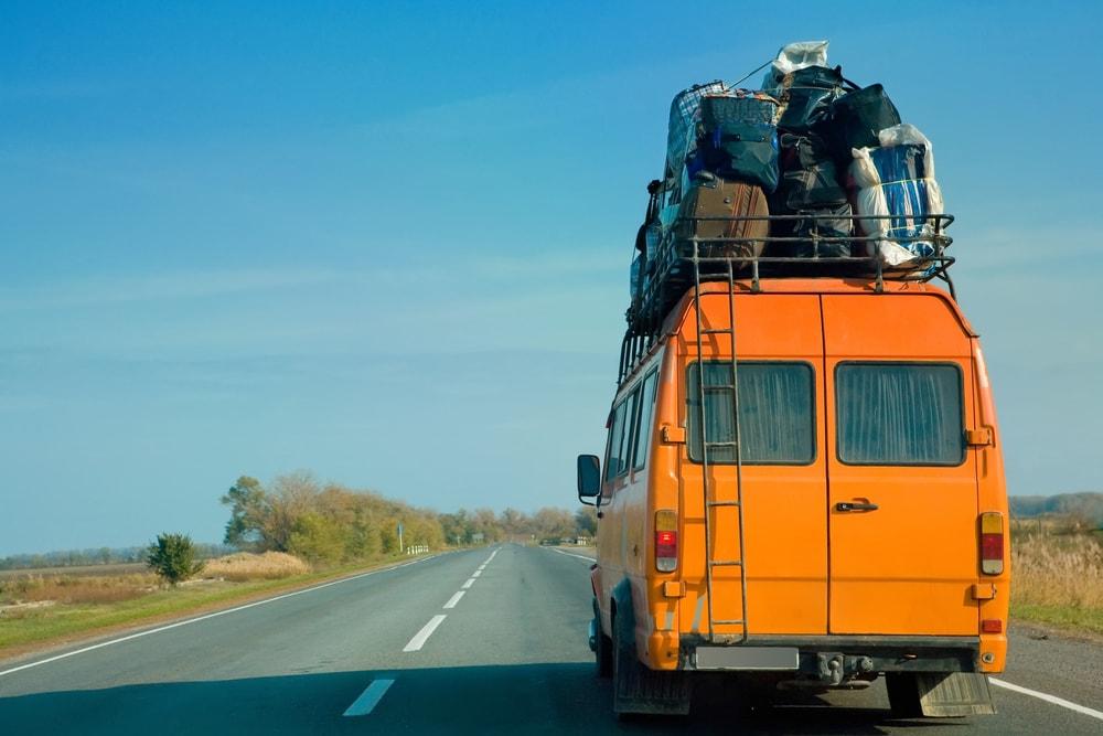 road trip vehicle