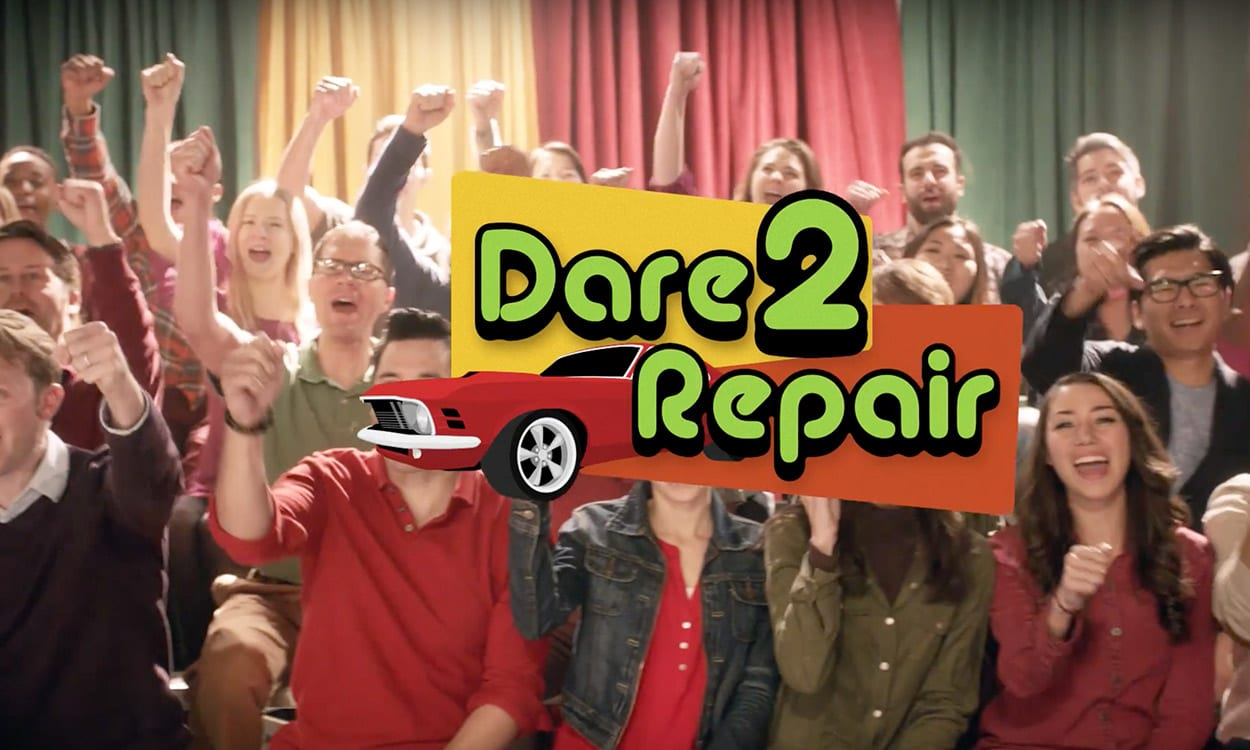 Dare 2 Repair with Endurance