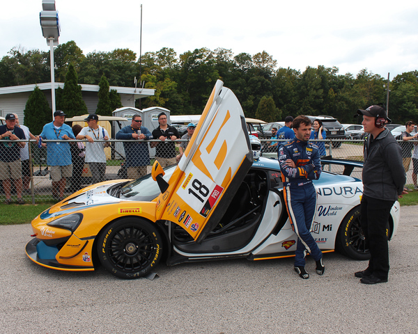 Endurance at Road America
