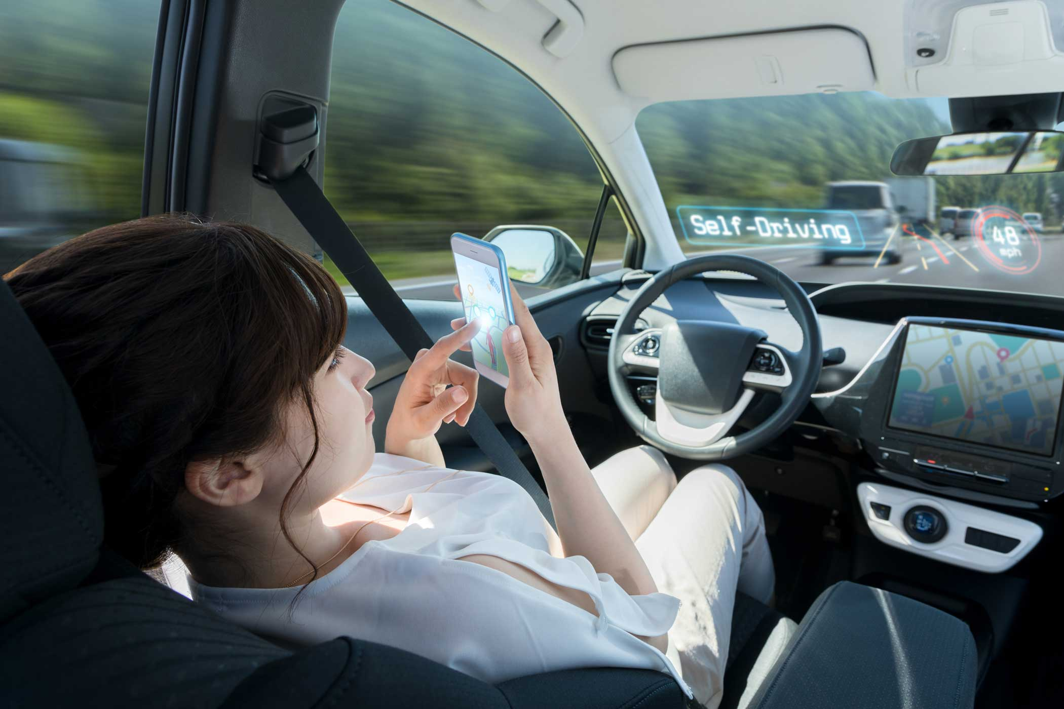 Self-Driving-Ubers