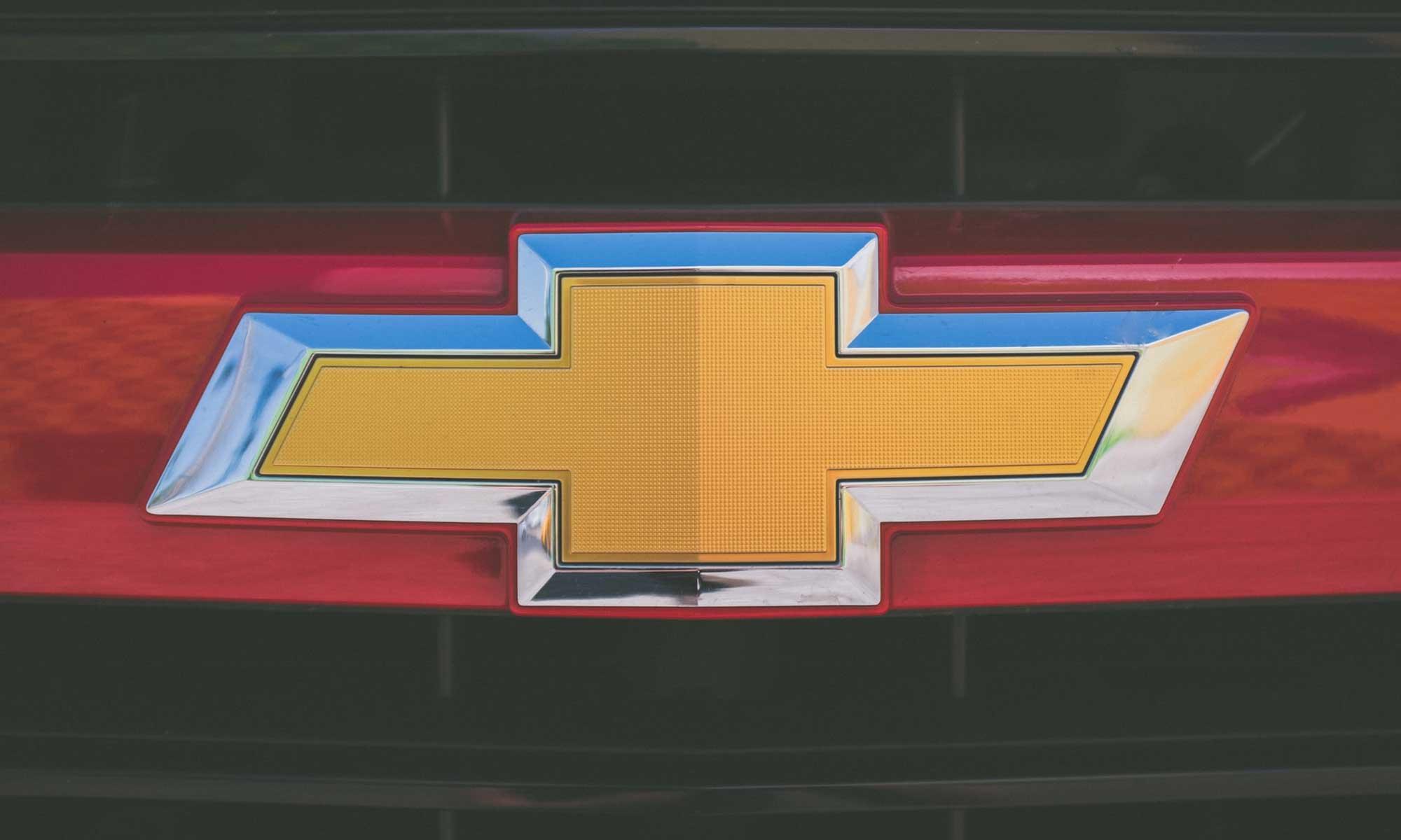 Chevrolet Silverado grill