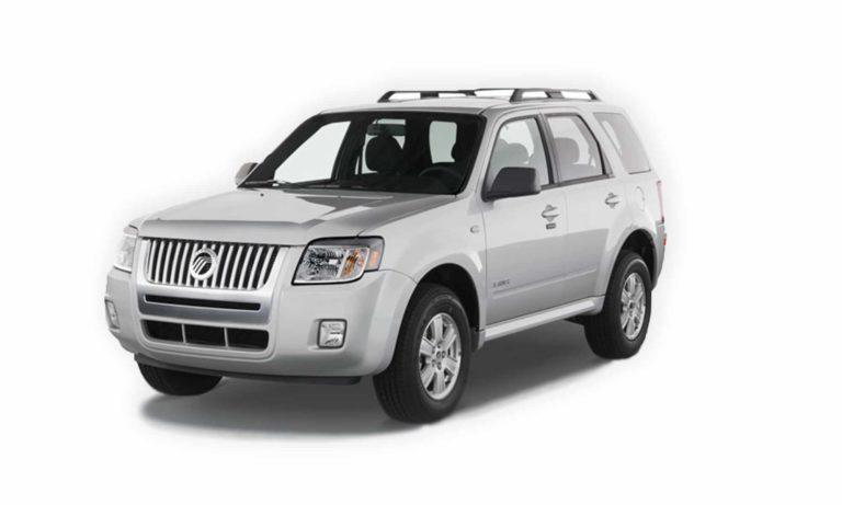 Mercury SUV Extended Warranty