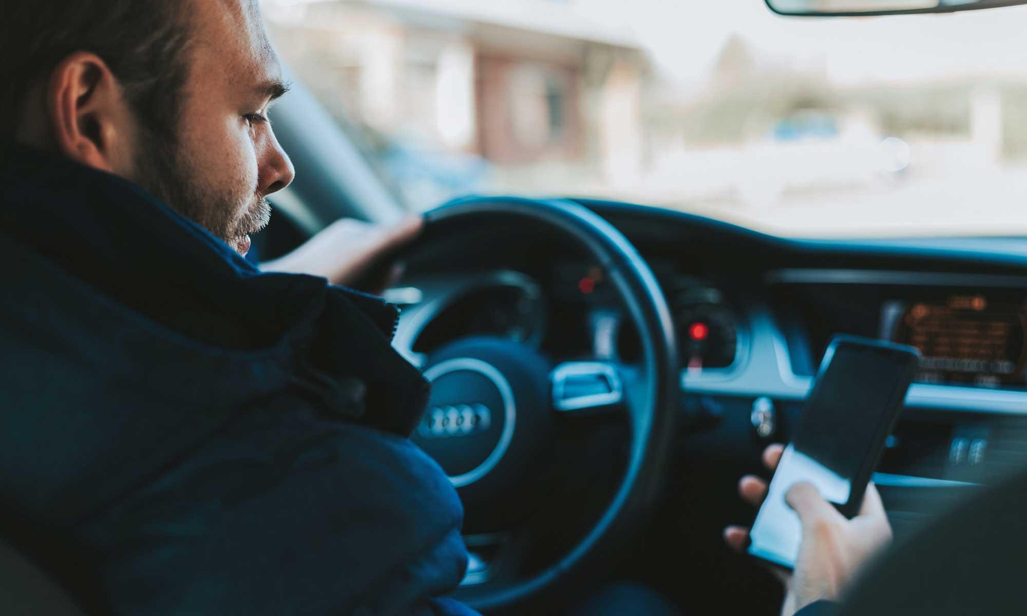 Rideshare-drivers