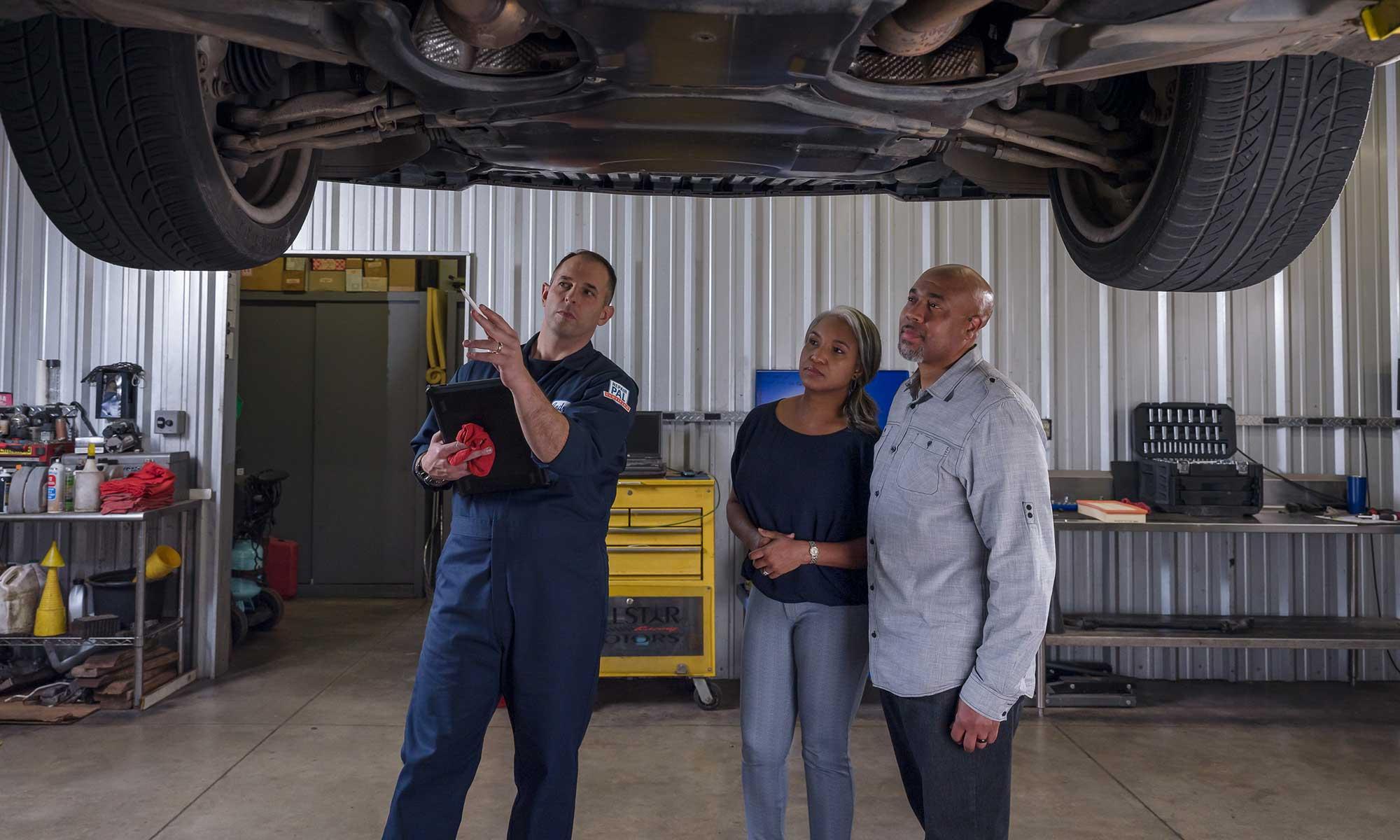 Spring-car-repairs