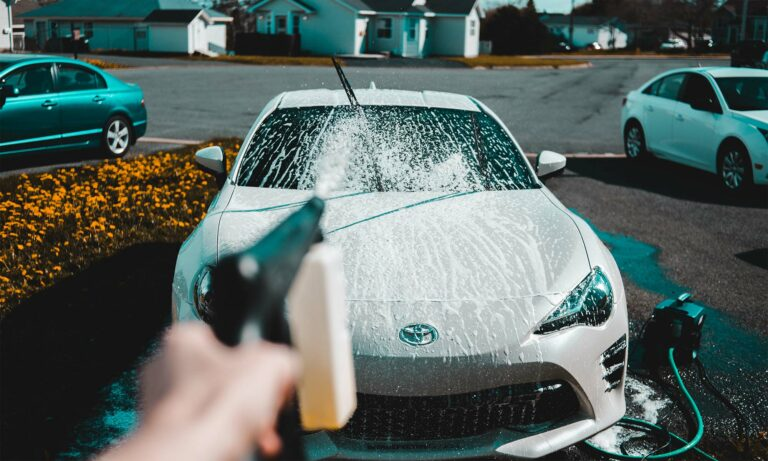 cleaning-car-at-home