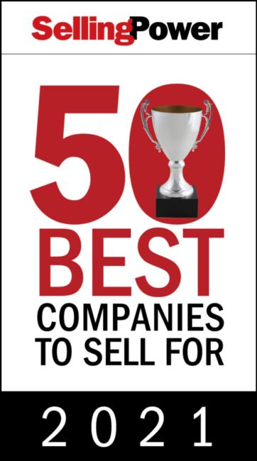selling power 50 best companies